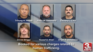 Lincoln Human Trafficking Bust 9 16 19 August 2019