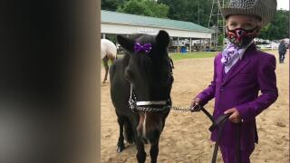 Michigan girl with cystic fibrosis finds joy in horseback riding, inspires community