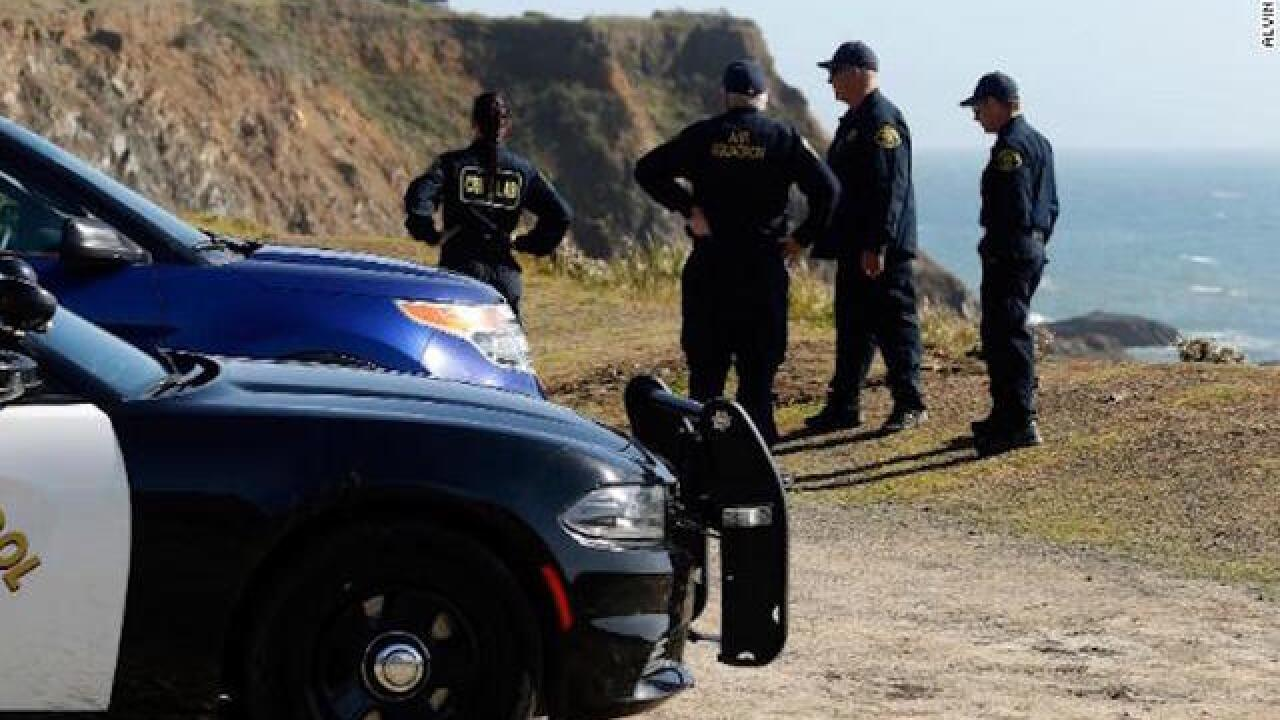 Tests show mother who drove her SUV and family off a cliff in Northern California was drunk