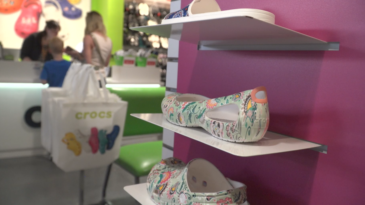 Crocs are making a big comeback thanks to Gen Z, company says