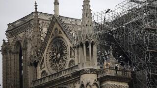 $1 Billion Raised To Rebuild Paris' Notre Dame After Fire