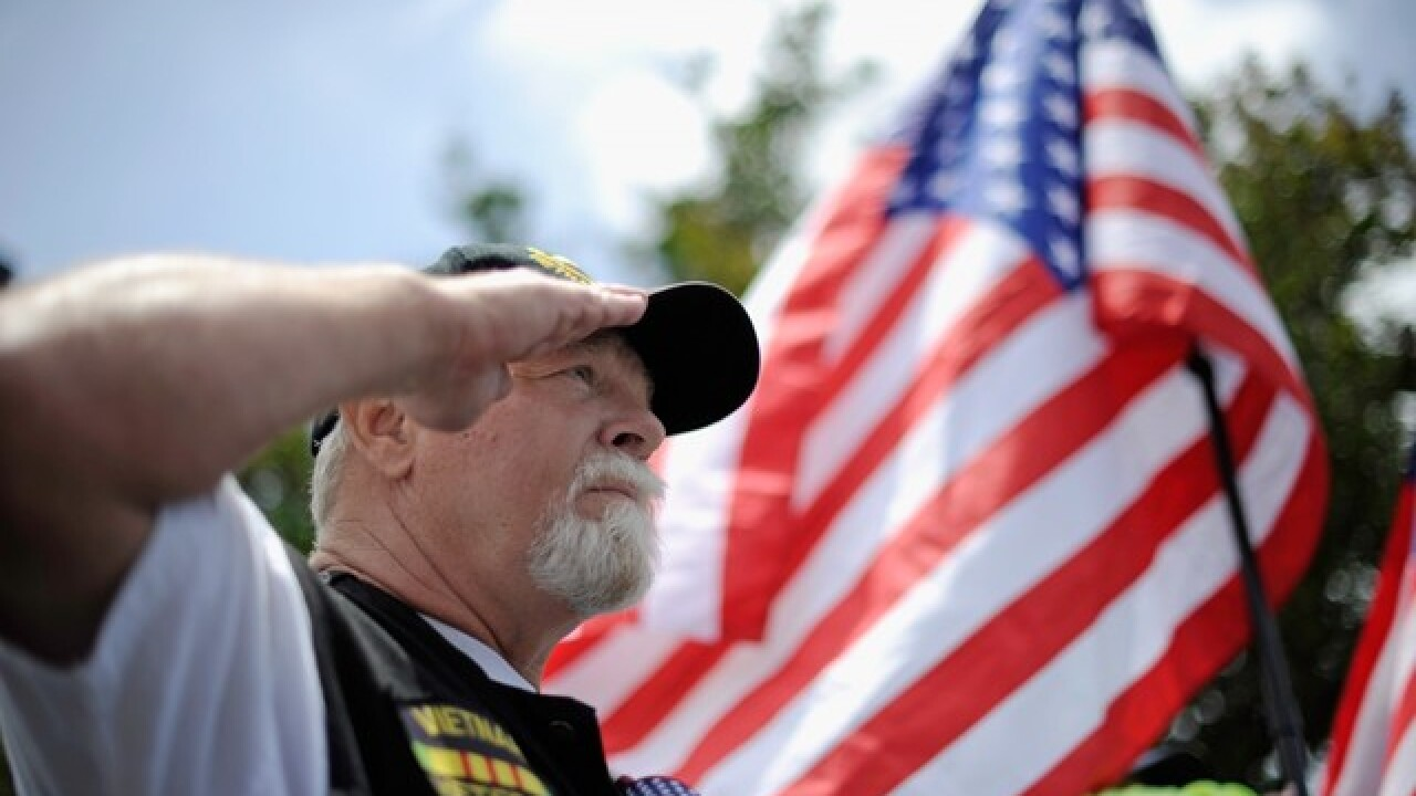 More veterans dealing with PTSD, according to Wounded Warrior Project survey results