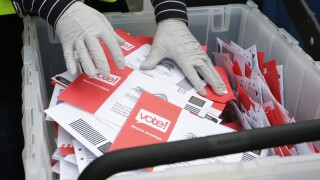 Vote-by-mail debate raises fears of election disinformation