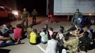 KNXV CBP I-19 Human Smuggling 7-3-19