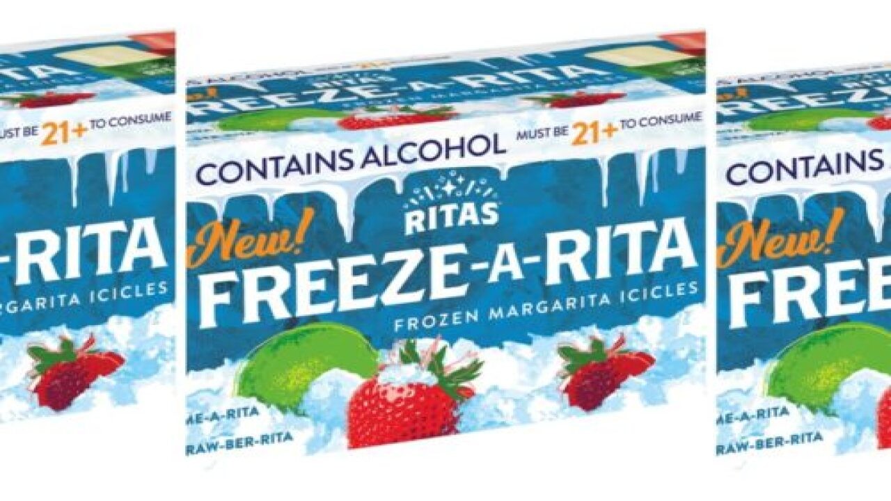 Bud Light Is Debuting Frozen Margarita Popsicles Perfect For Summer