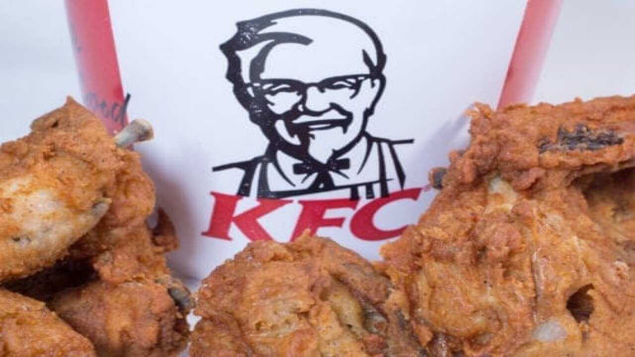 KFC Is Testing A New Plant-based Fried 'chicken' With Beyond Meat