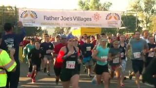 Father Joe's Villages hosts 17th annual Thanksgiving Day 5K run-walk at Balboa Park
