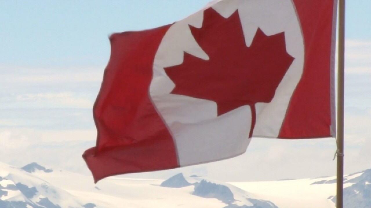 Canada's immigration and citizenship page overwhelmed