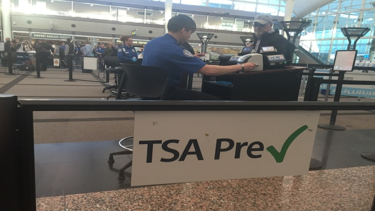 TSA admits mistake after Olympian 'humiliated'
