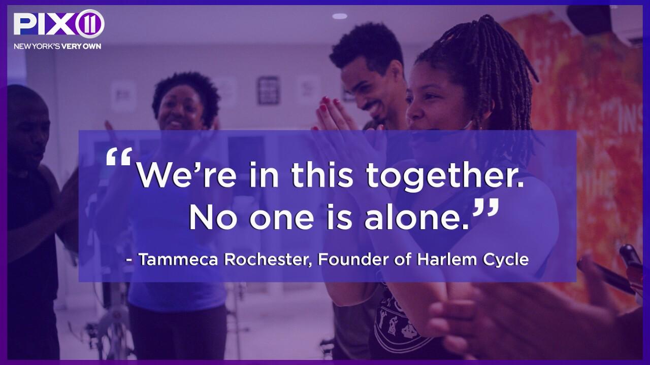 Harlem's Message of Hope