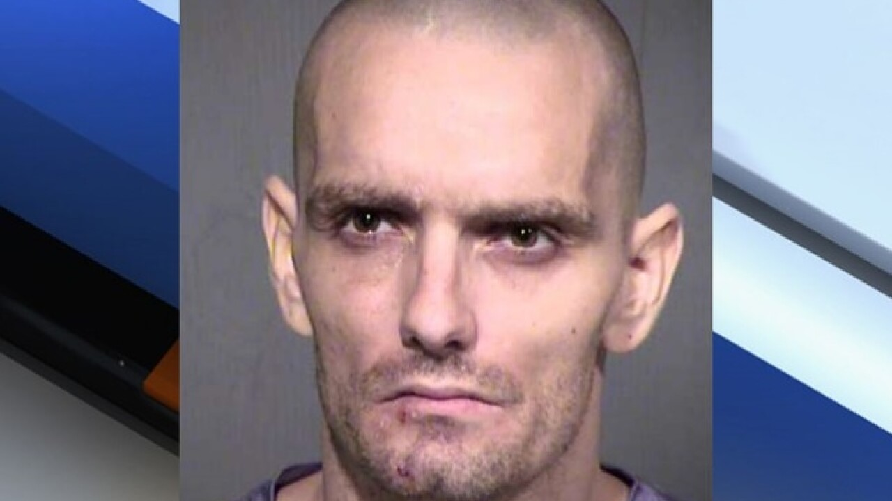 PD: Mesa man linked to 10 armed robberies of Valley pharmacies arrested
