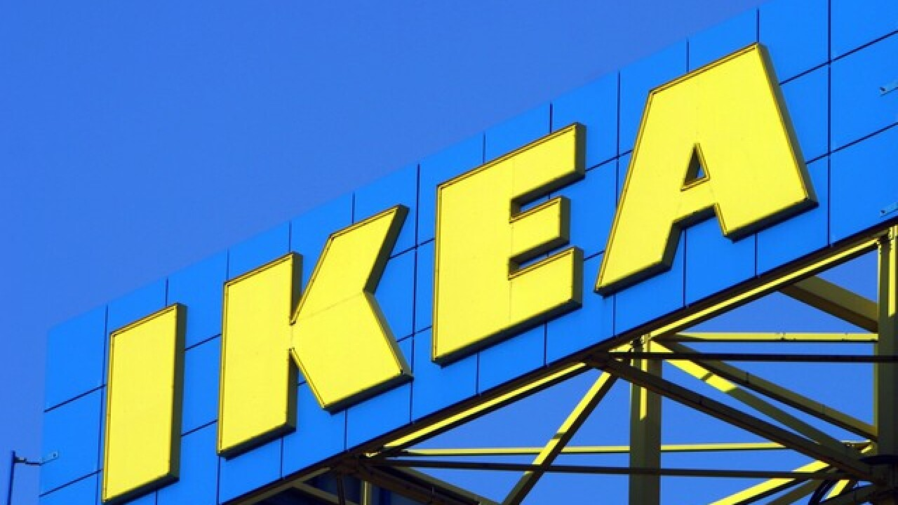 Ikea's hiring hundreds on-site this week