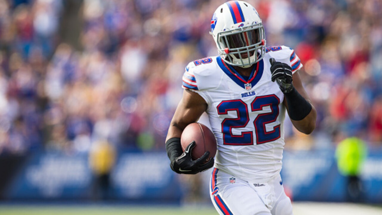 Fred Jackson to sign, retire with the Bills Wed.