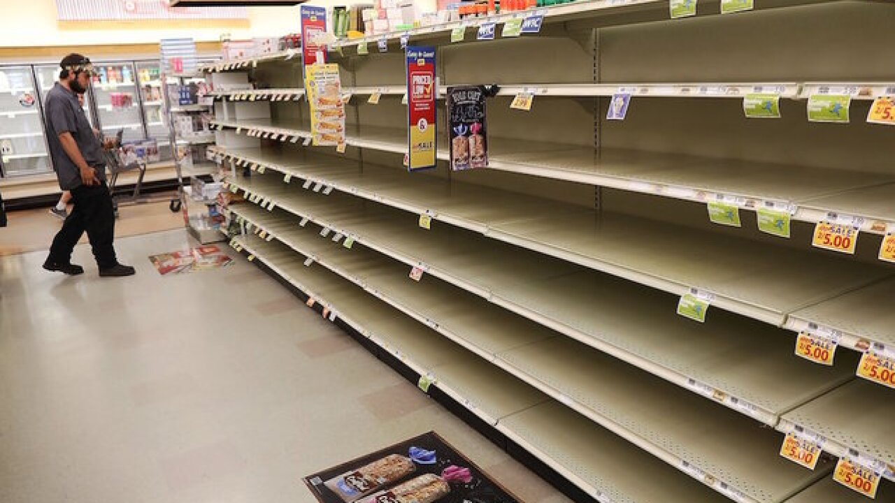 Carolina food banks, already short on supplies, are in desperate need of donations