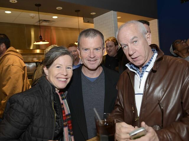 PHOTOS: John Cranley celebrates re-election