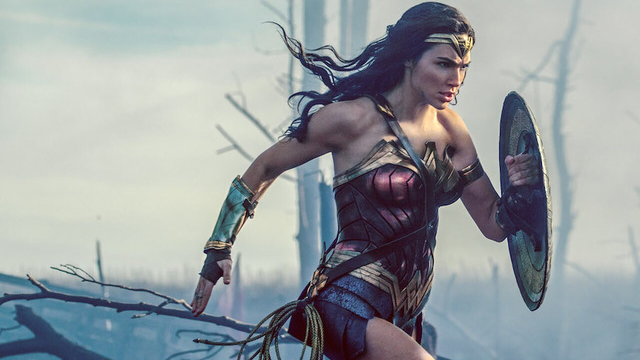 Women-only screening of 'Wonder Woman' makes men cry foul online