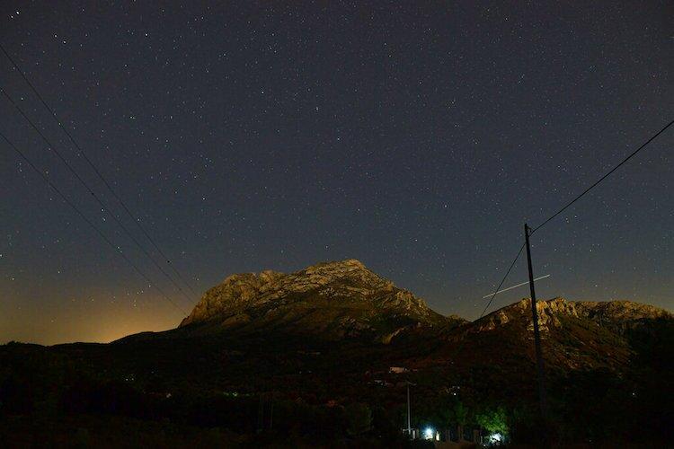 Spain Comet