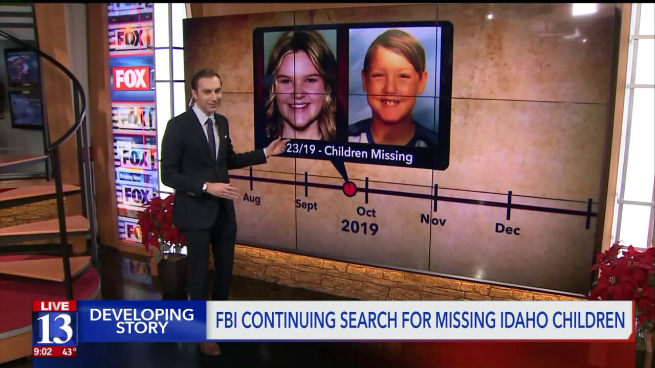 Timeline: Missing kids, newlywed parents and suspicious deaths