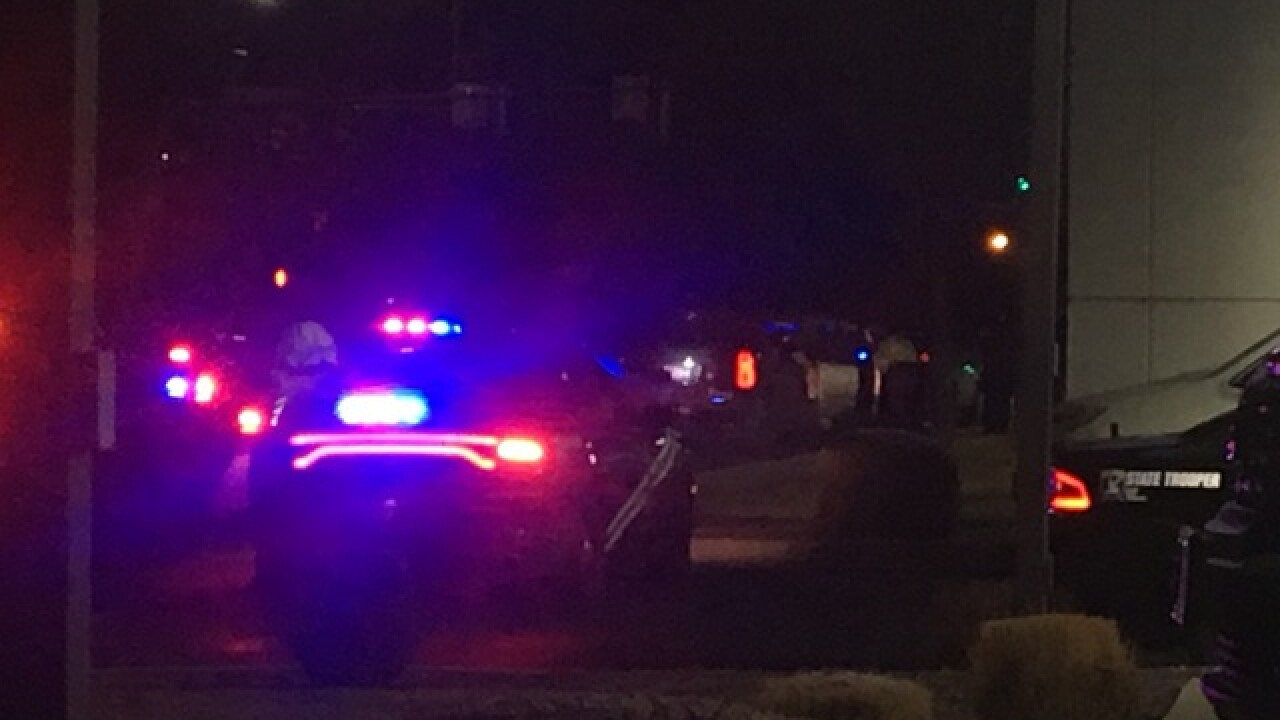 Early morning police chase ends in Nampa