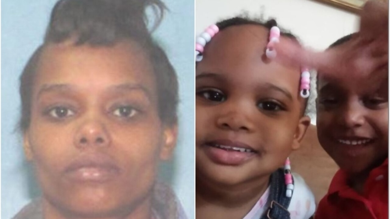 Amber Alert for two Ohio children canceled
