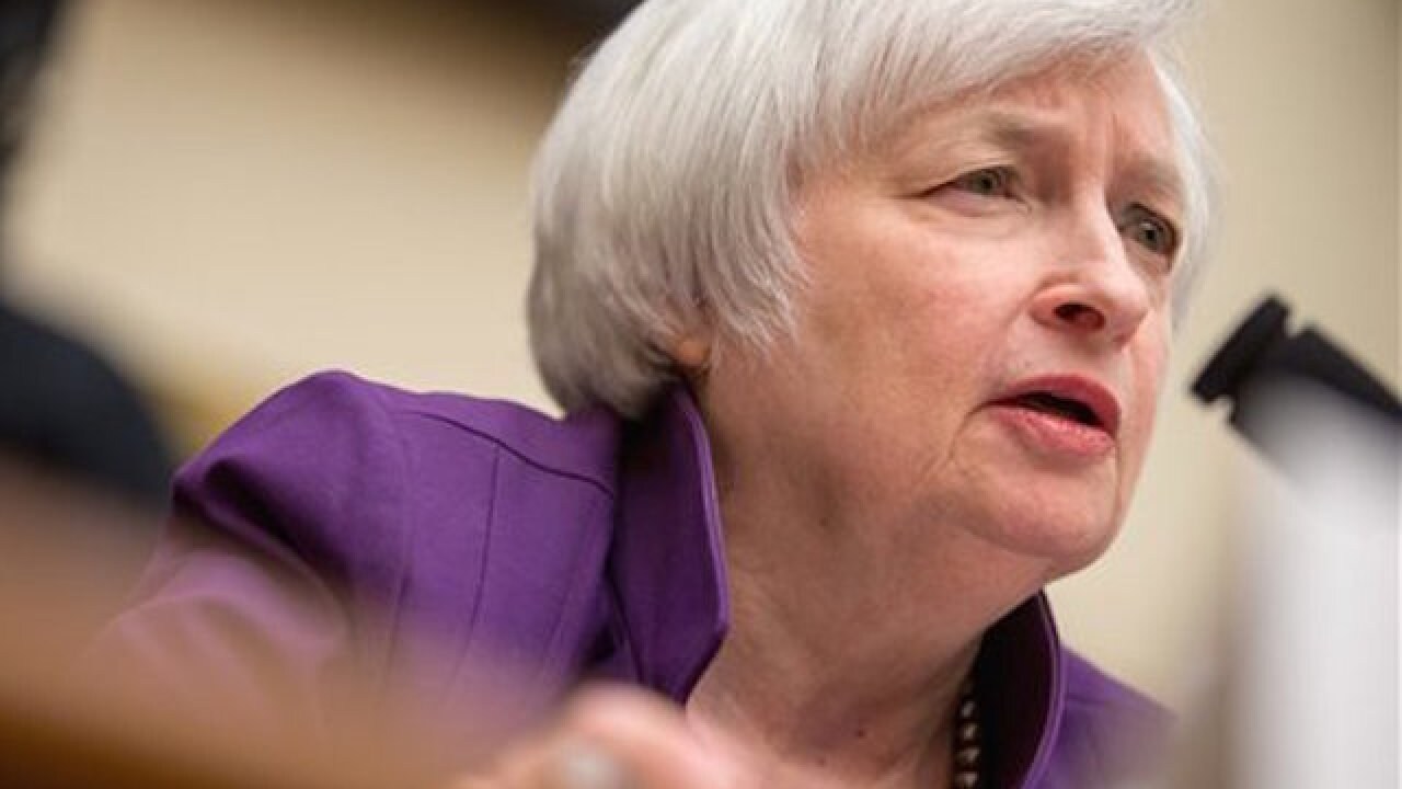 Fed: Economy expanding at 'modest' rate