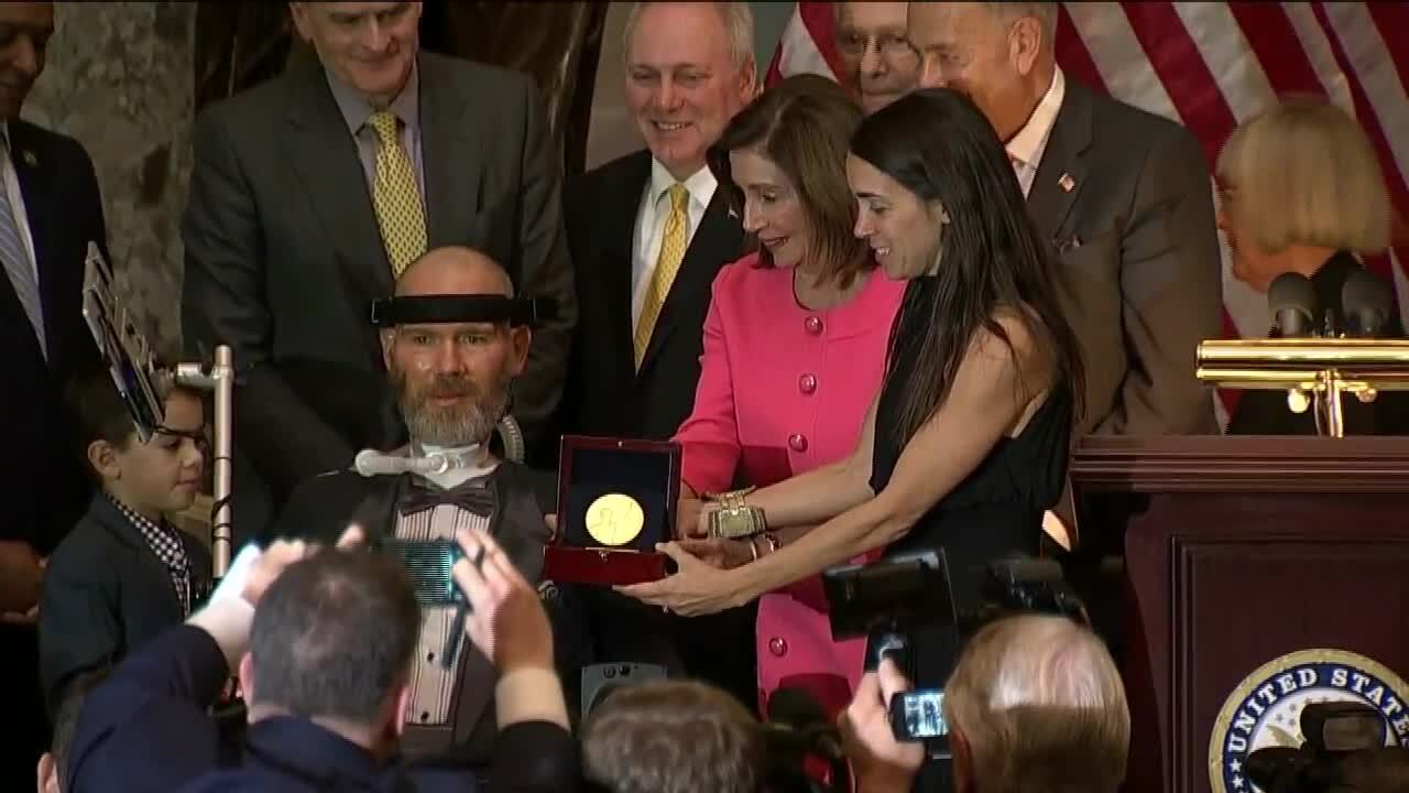 Gleason Congressional Gold Medal