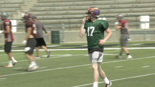 Shrine Game addition caps memorable year for Butte Central's Cade Holter