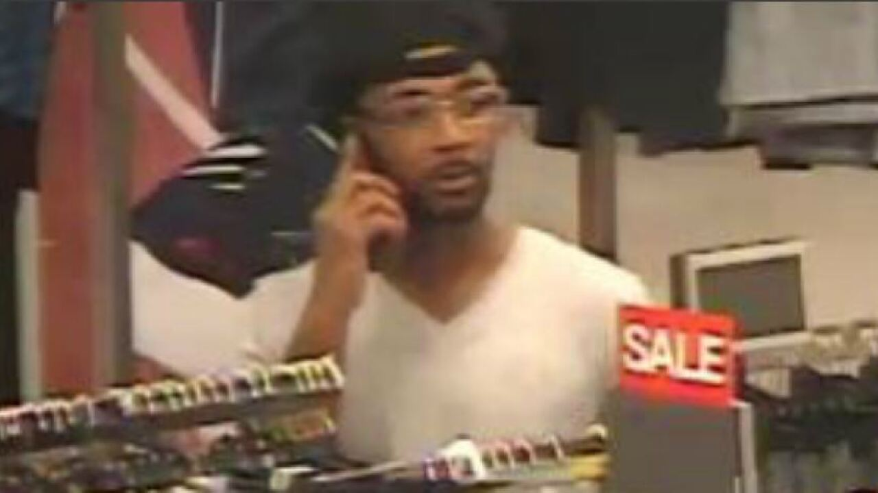Man wanted for using his phone to secretly record woman atstore