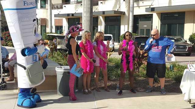 PHOTOS: Stiletto Sprint in Naples raises money for cancer research