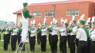 Glacier High School band to represent Montana at National Memorial Day Parade