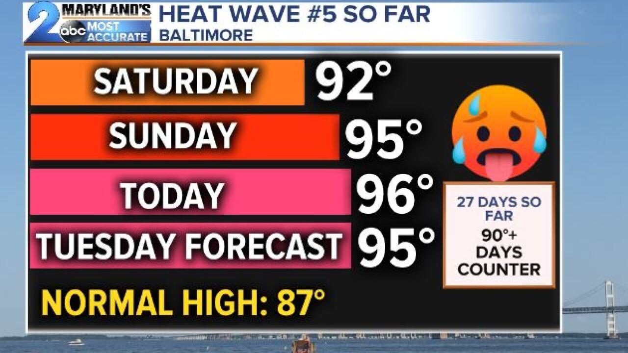 Heat Wave #5