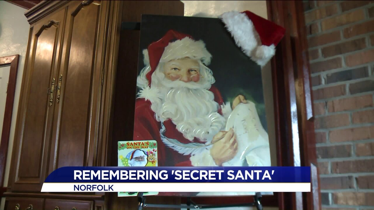 Man who played 'Secret Santa' during WTKR holiday campaign passesaway