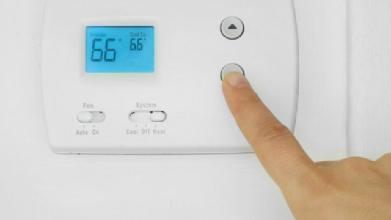 Your A/C: Leave it on or off when you're not home?