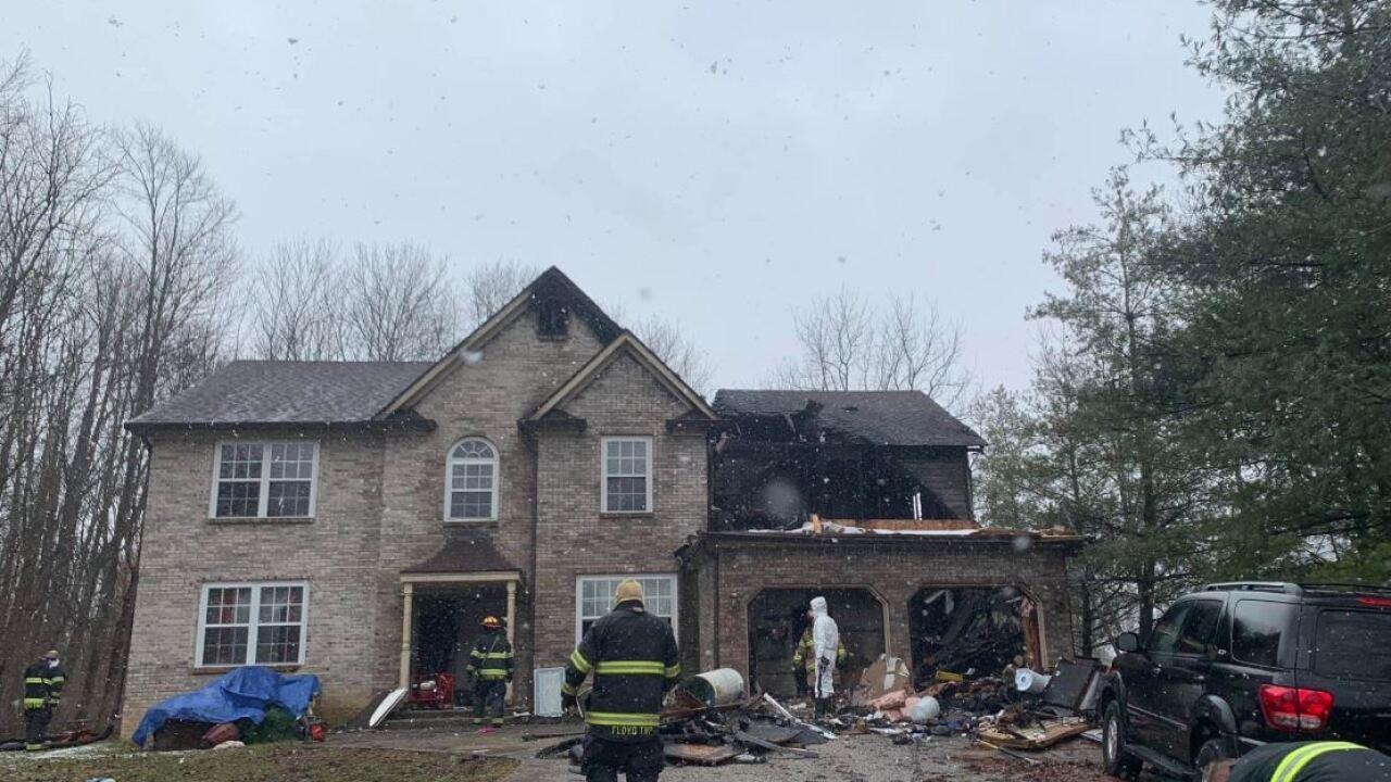Floyd township house fire1.JPG