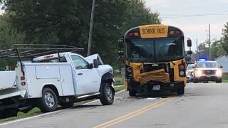 Brown County school bus crash