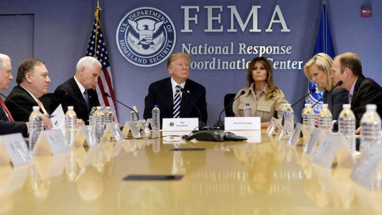 FEMA's 'presidential alert' emergencies test pushed back to Oct. 3