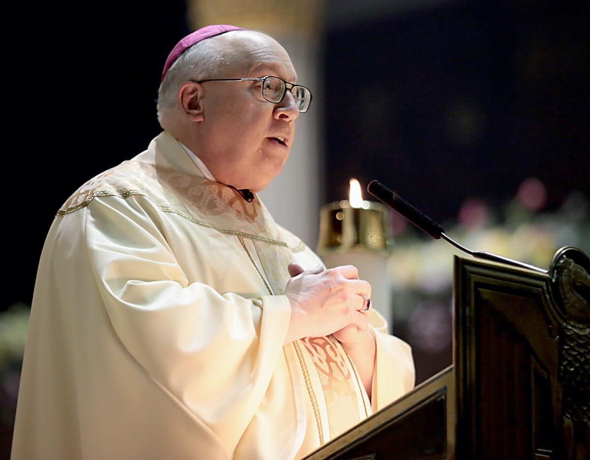 Bishop Joseph Binzer