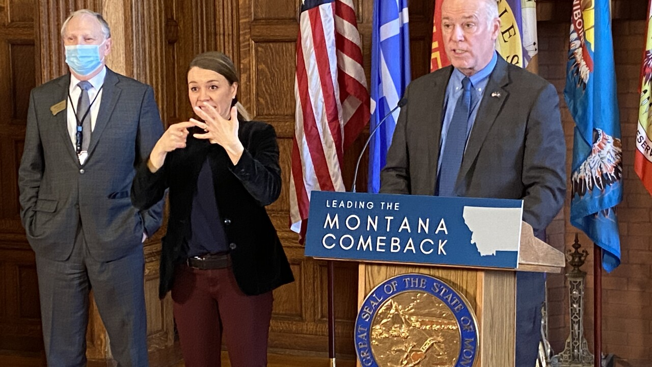 Gianforte News Conference