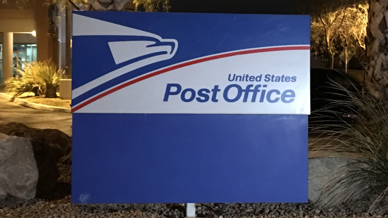 Some people living near Russell and Buffalo are reporting some of their mail is missing