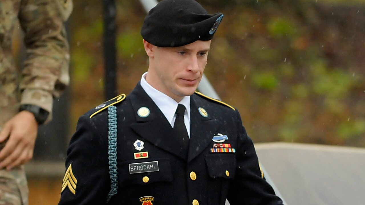 Army rejects Bowe Bergdahl's appeal accusing President Trump of unlawfully influencing his case