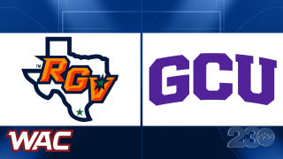 UTRGV vs GCU - WAC Basketball