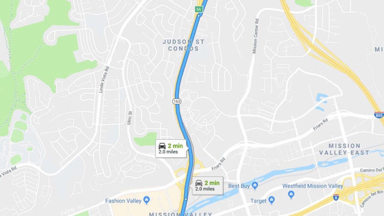 Caltrans closures planned for I-15, I-5, SR-163