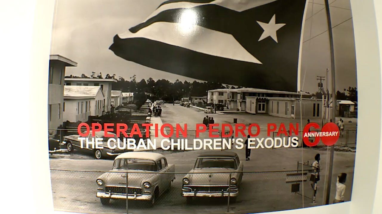 Operation Pedro Pan, 60th anniversary