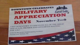 Many Great Falls businesses are offering discounts to honor military personnel and veterans
