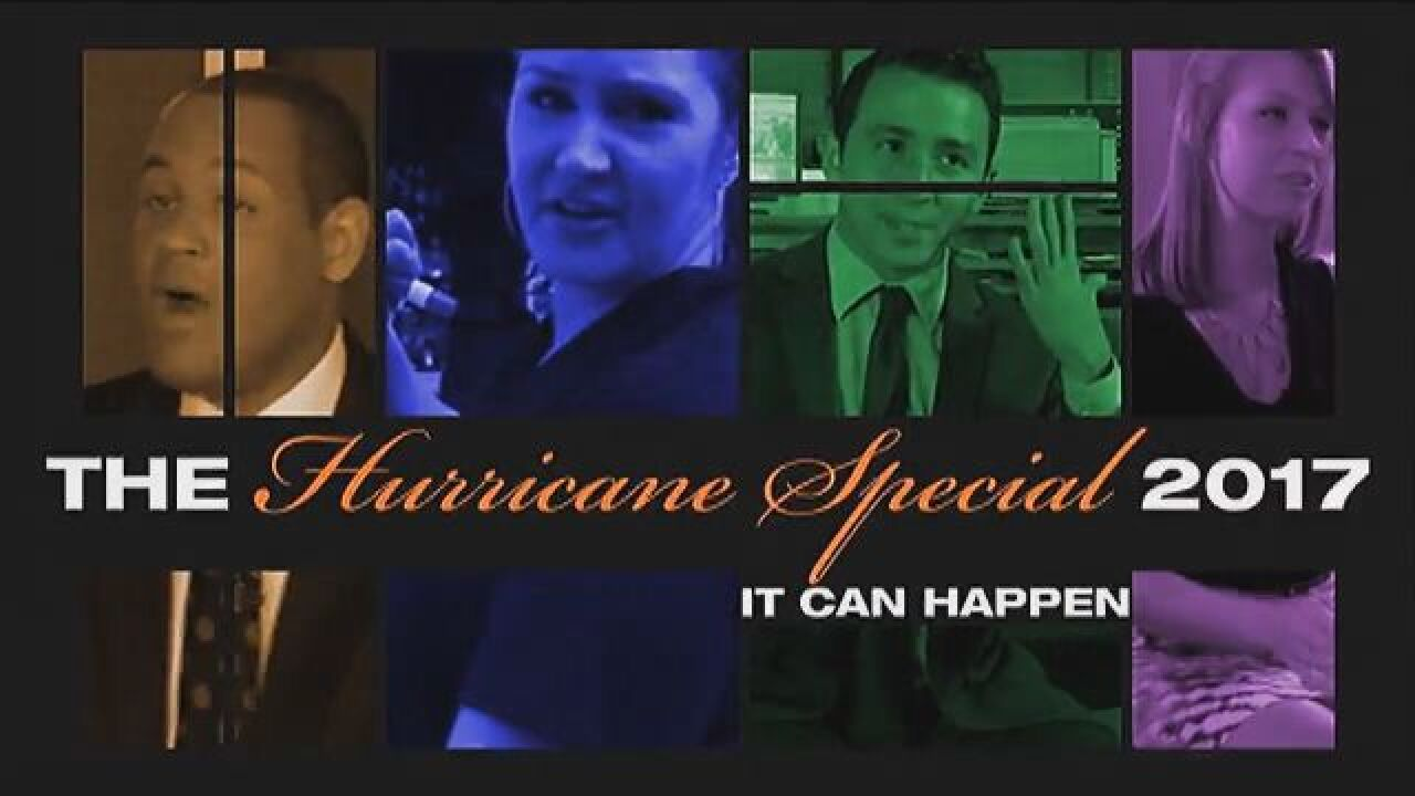 Hurricane Special 2017: It CAN Happen