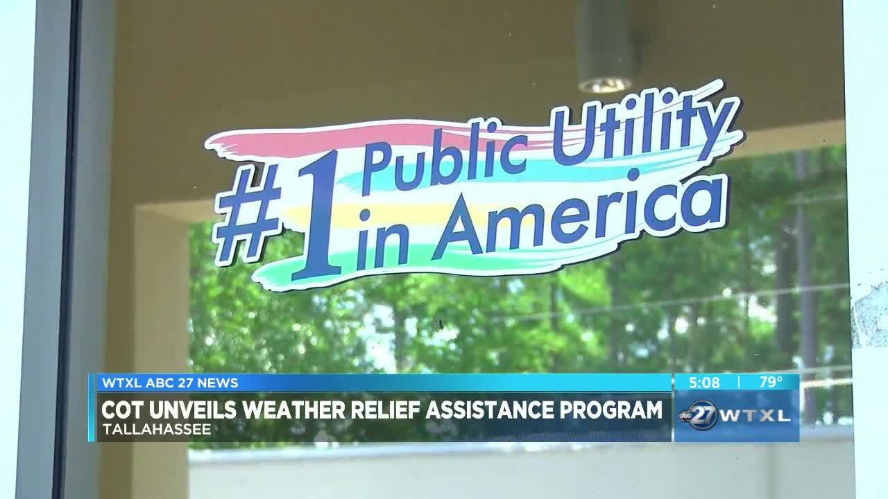 City of Tallahassee unveils Weather Relief Assistance program