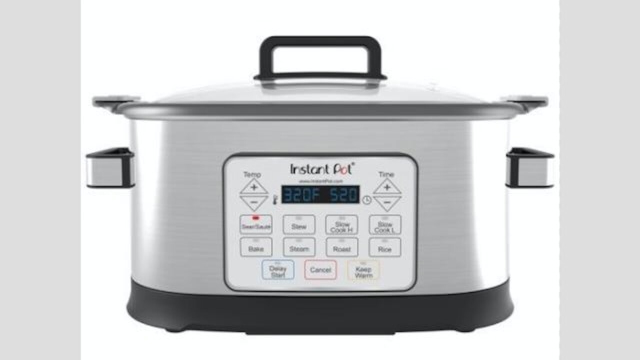 Reports say Instant Pot cookers overheating