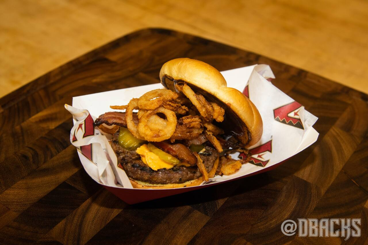 Ultimate Bacon Pub Burger