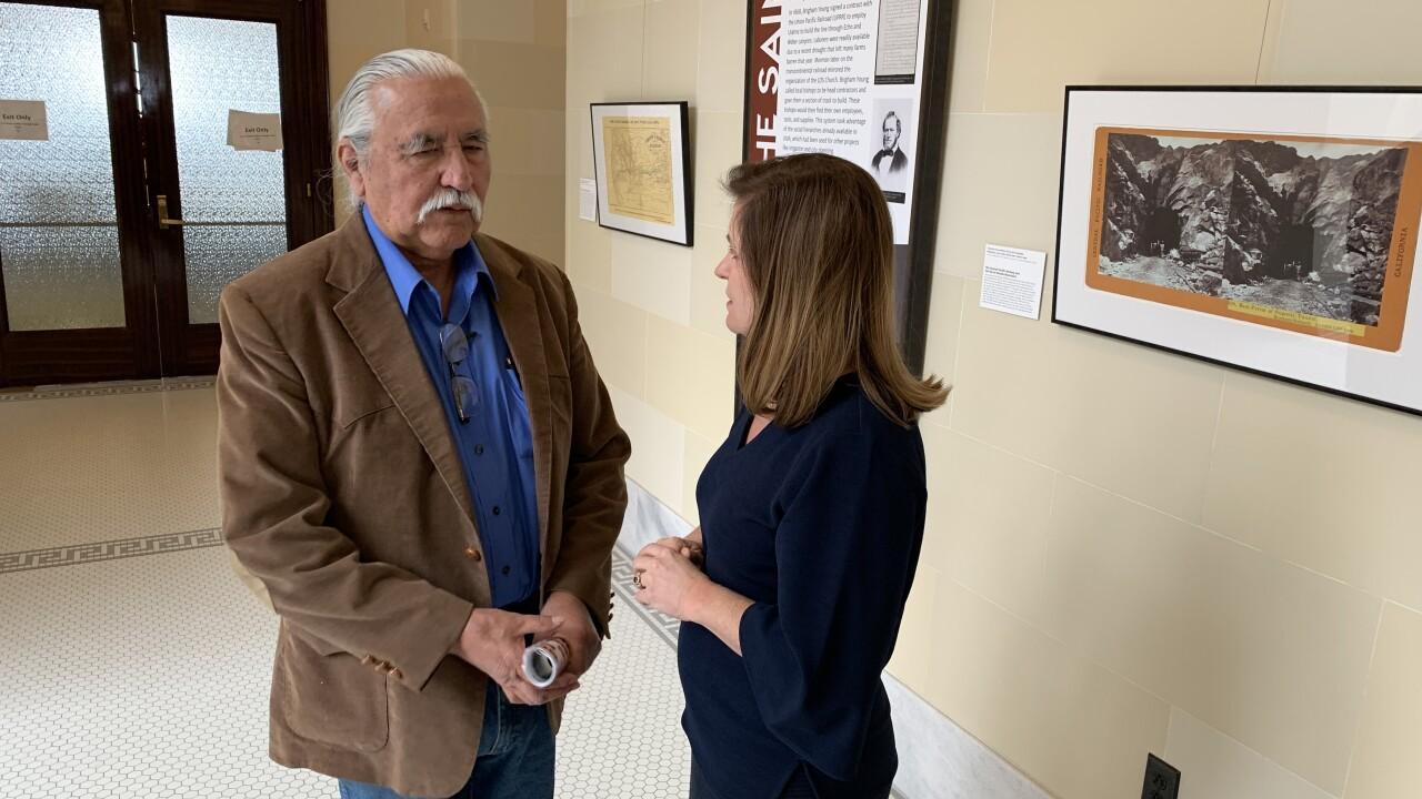 Salt Lake County could split in two under a bill in the Utahlegislature