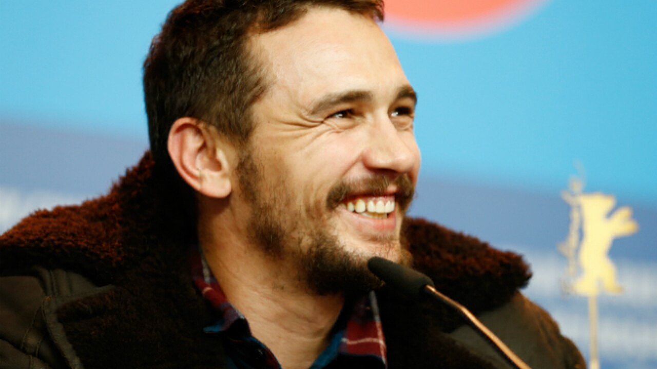 Hollywood actor, producer James Franco to return to Hamilton